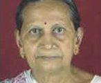 Mrs. Kasturben Amratlal Shethia