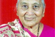 Mrs. Maniben Amritlal Dhanani